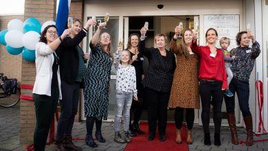 Photo of Praktijk voor Jeugd en Gezin in Wieringerwerf officieel geopend