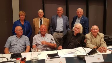 Photo of Fractievergadering SHK