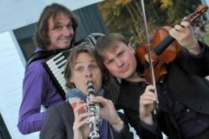 Trio C tot de Derde bij de Culturele Raad Wieringermeer
