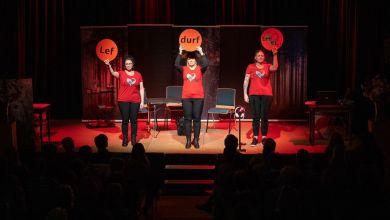 Photo of Recensie van de voorstelling 'Breek' door theatergroep Kei-Hart