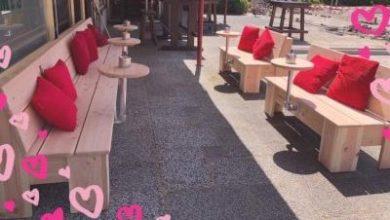 Photo of Tommy's café in Wieringerwerf maandag weer open