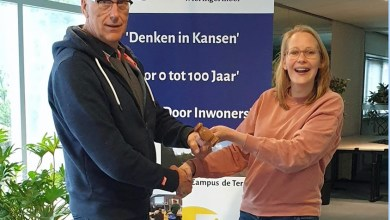 Photo of Nieuwe voorzitter voor Stichting Sport en Welzijn Wieringermeer