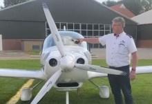 Photo of Nieuw vliegtuig voor de vloot van Adventure flights uit Middenmeer