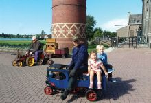 Photo of Medemblikker steamfair: Stoommodellen in de spotlights