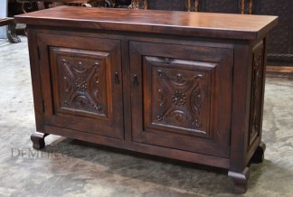 spanish colonial tv stand