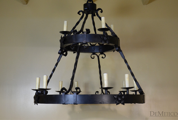 Old Mexican Chandelier