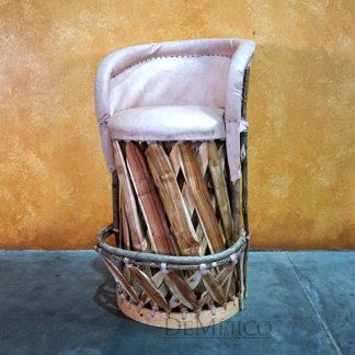 Equipal Barstool, Spanish Barstool, Traditional Equipal Chair