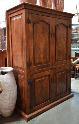 mesquite armoire
