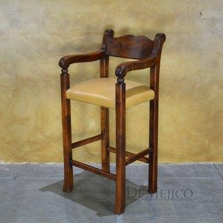 spanish counter stool