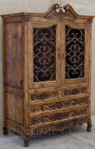spanish clothing armoire