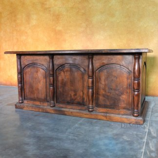Old World Spanish desk