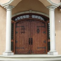 Old World Door, Spanish Entry Doors - Demejico