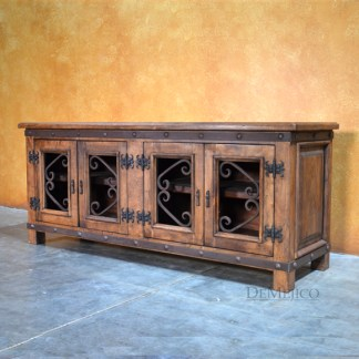 mesquite tv stand