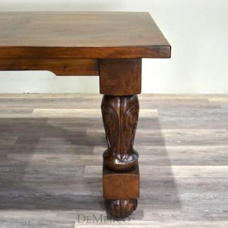 spanish revival bar table