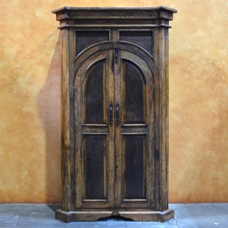 Old World Armoire, Rustic Armoire, Large Spanish Armoire