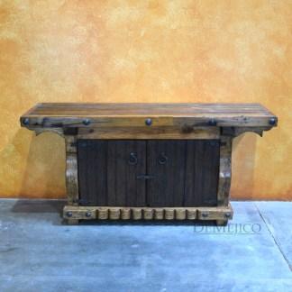 Old Door Buffet, Old Wood Buffet