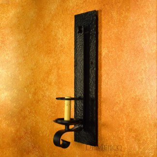 Rustic Modern Wall Sconce