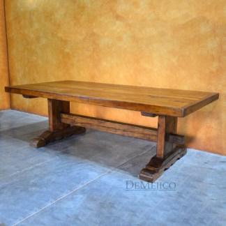 Old Wood Mesa Santa Fe, Old Wood Dining Table