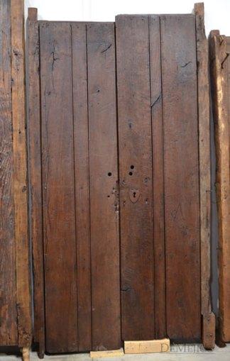 Michoacan Old Door, Original Old Door, Spanish Accent Door