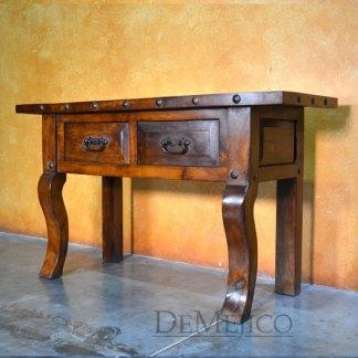 Small Consola Valentina, Spanish Console Table