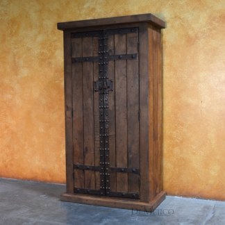 Medieval Armoire, Old World Spanish Armoire, Rustic Armoire