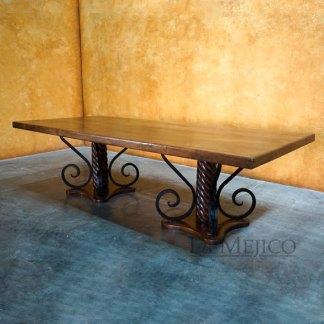 Mesa Salamanca, Spanish Dining Table
