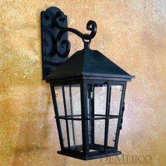 Lantern Style Wall Mount, Colgante Wall Mount Especial