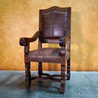 Spanish Chair, Silla Cristy Especial with Arms