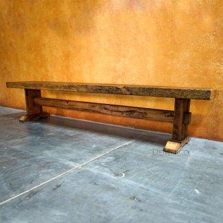 Old Wood Banca Santa Fe, Old Wood Bench
