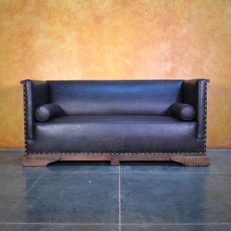 Sofa Bianca, Spanish Leather Sofa, Spanish Sofa - Demejico