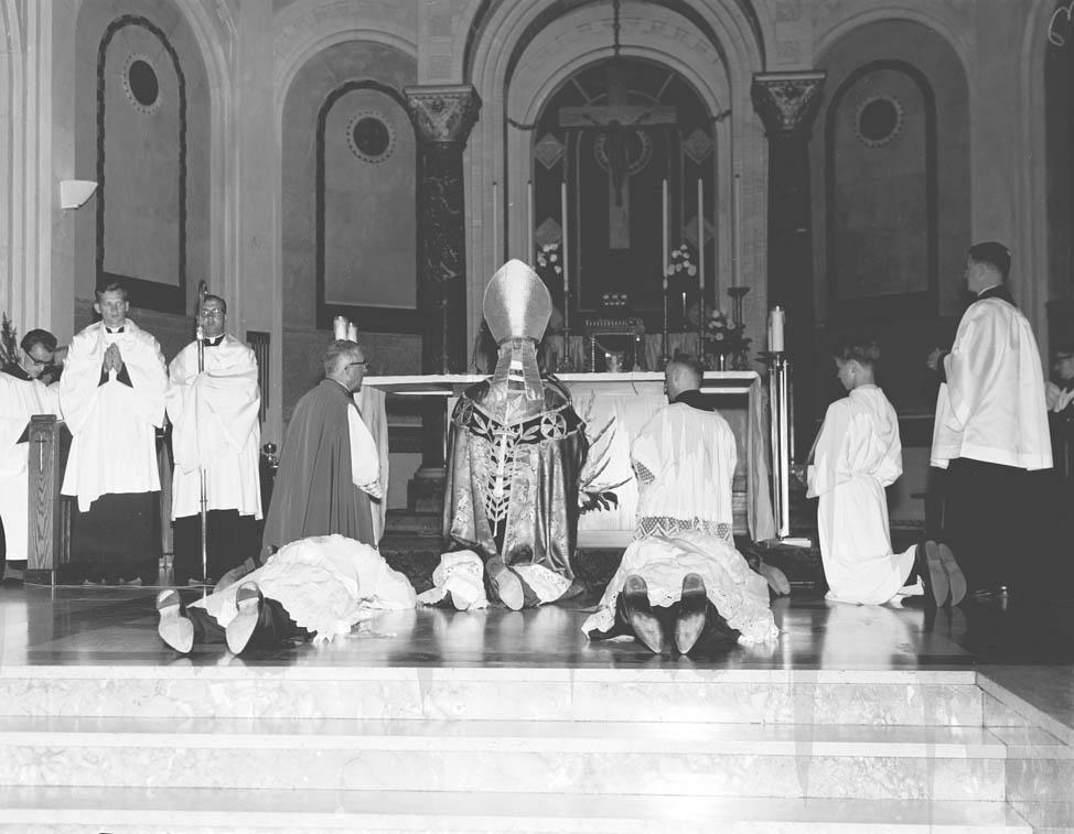 StOnge Jacques Ordination