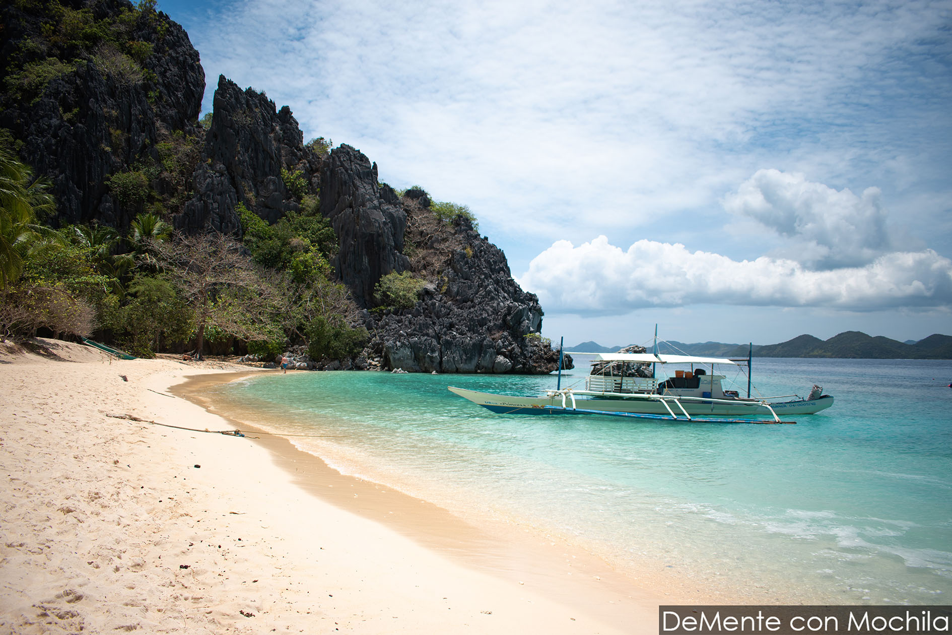Costa de Black Island