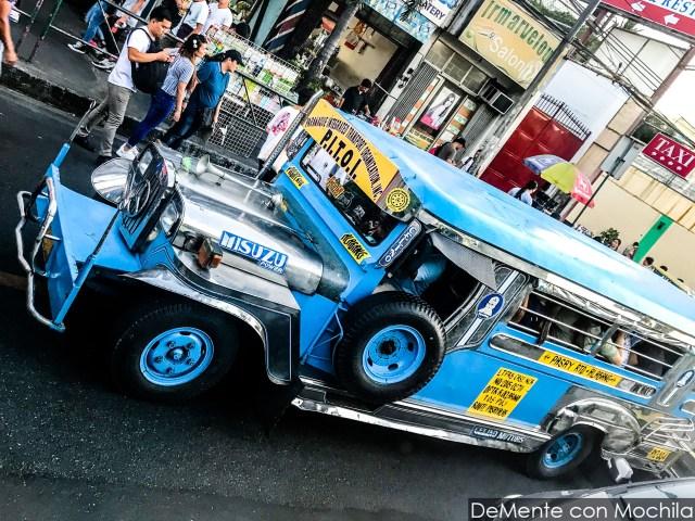 jeepney filipino