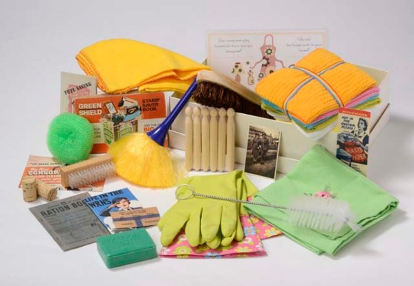 Spring Clean - Daily Chores Memory Box