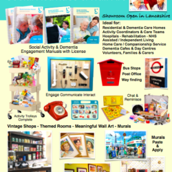 Dementia Care Home Catalogue www.dementiaworkshop.couk