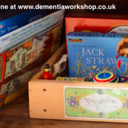 Jack Straws Make Do Mend Nostalgic Games at www.dementiaworkshop.co.uk