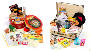 Reminisce & Rummage Suitcase / Box / Basket