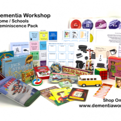 Happy Days Dementia Workshop Schol& Care Home Reminiscence Pack