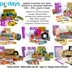 Happy Days History Resources for Schools www.dementiaworkshop.co.ik