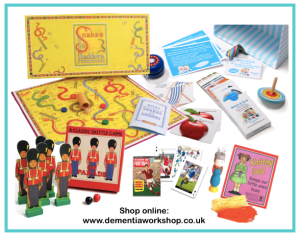 SHOP ACTIVITIES GAMES APRONS BOOKS GIFTS