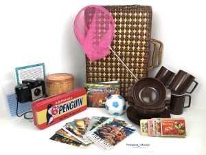 Reminiscence Basket - Picnic Time at www.dementiaworkshop.co.uk