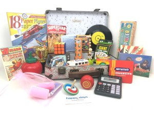 1970s Reminiscence Suitcase