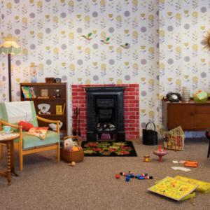 1950/60 Room & Accessories