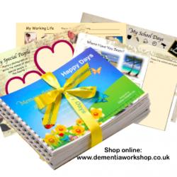 Memory Jogger Life Story www.dementiaworkshop.co.uk