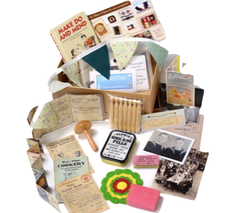 WWII Memory Box