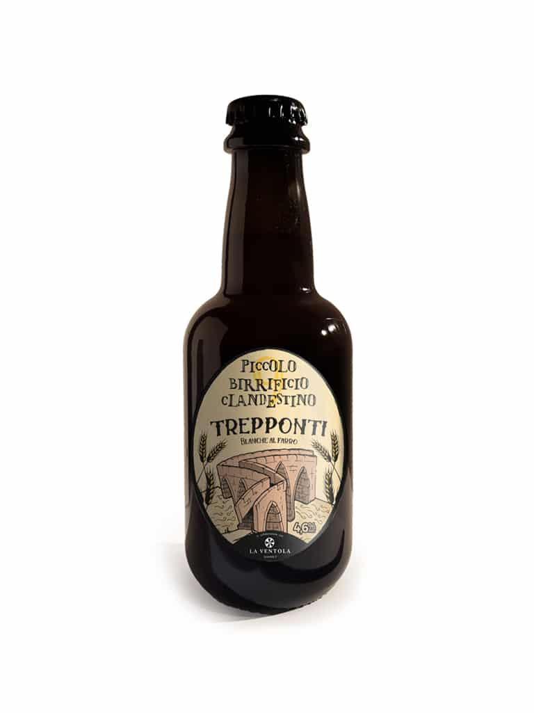 Demetra Bottega Craft Beer Trepponti Clandestino