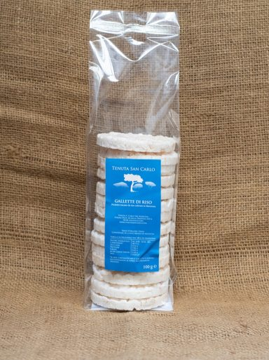 Demetra Bottega Gallette di Riso Rice Cakes