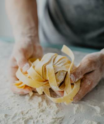 Demetra Hostaria Homemade Tagliatelle