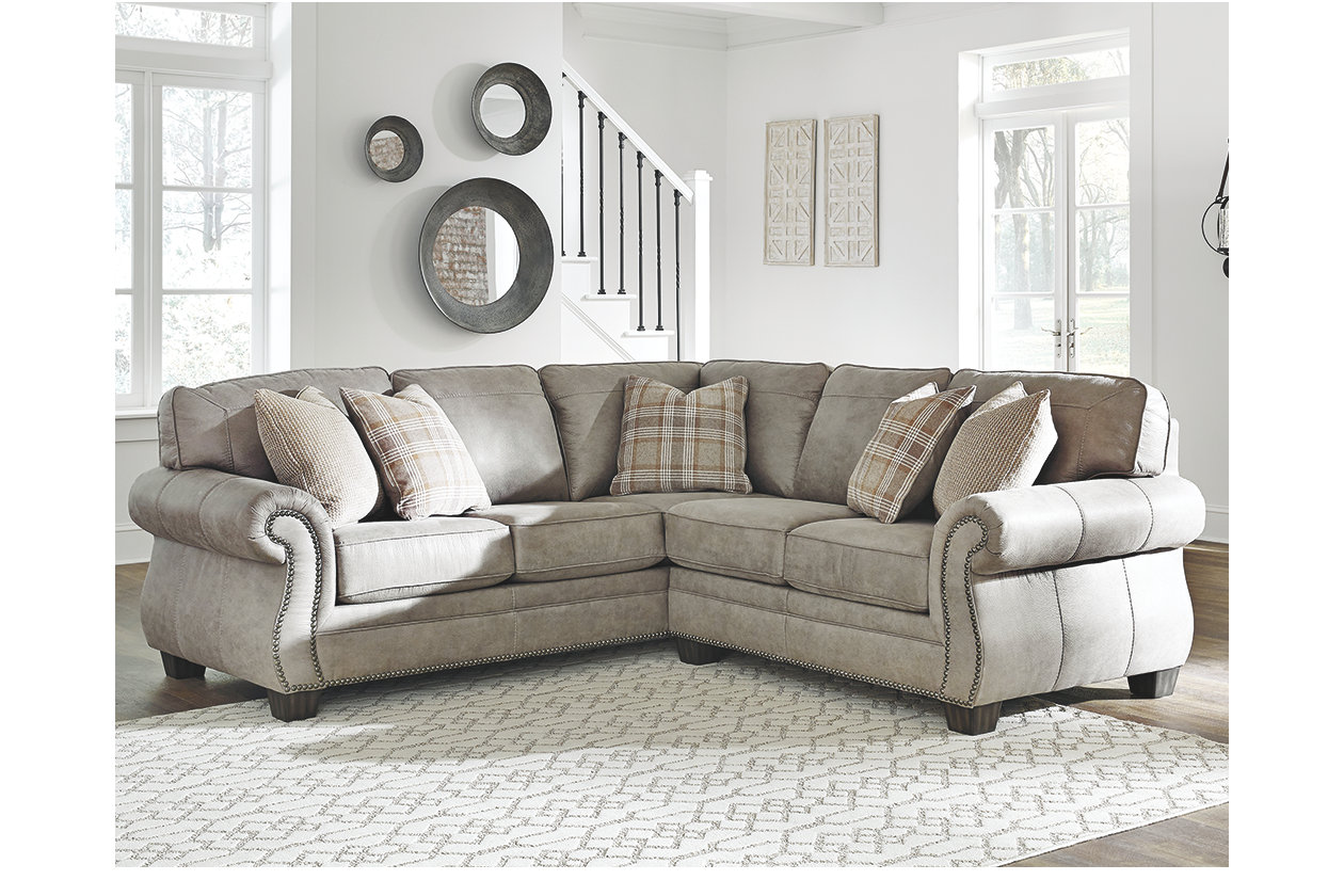 The leather sofa has long been a staple in thoughtfully curated homes, because, well, it does it all. 2 Piece Sectionals W/RAF Sofa - DeMeyer Furniture