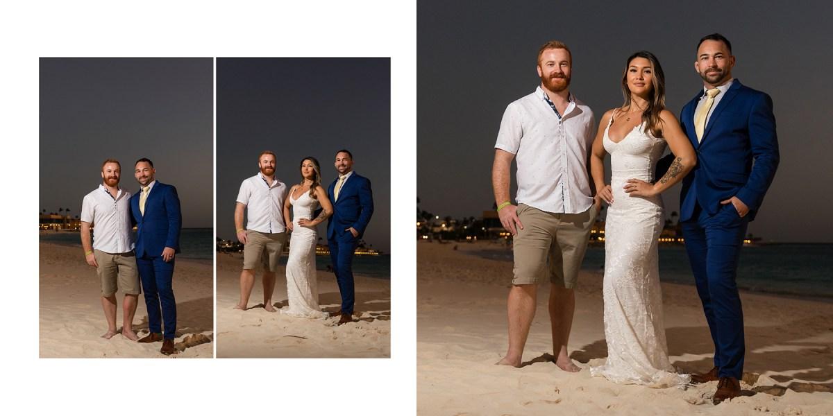 eloping in aruba
